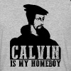 Calvin Is My Homeboy - Baseball T-Shirt