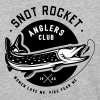 Snot Rocket - Baseball T-Shirt
