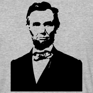 Abraham Lincoln Tribute - Baseball T-Shirt