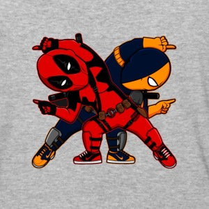 deadpool - Baseball T-Shirt