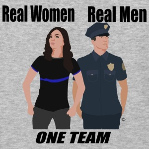 One Team: Police - Baseball T-Shirt