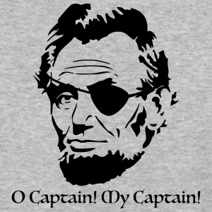 O Captain! My Captain! - Baseball T-Shirt