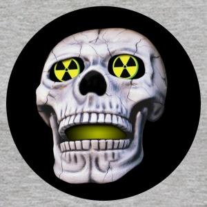 shop radioactive skull tshirts online spreadshirt