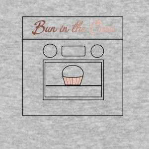 Bun in the Oven - Baseball T-Shirt