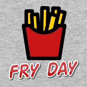 Fry Day - Baseball T-Shirt