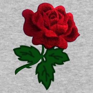 red rose - Baseball T-Shirt