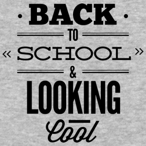 back_to_school_and_looking_cool_2 - Baseball T-Shirt