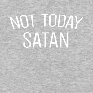 Not today satan - Baseball T-Shirt