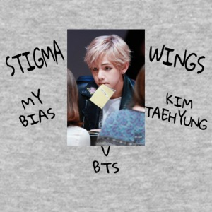 V BTS - Baseball T-Shirt