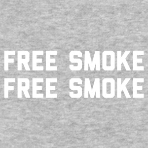 Free Smoke - Baseball T-Shirt