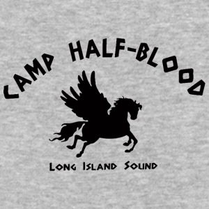 Camp Half Blood - Baseball T-Shirt