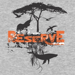 Reserve africa animals - Baseball T-Shirt