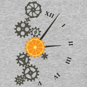 Clock - Baseball T-Shirt