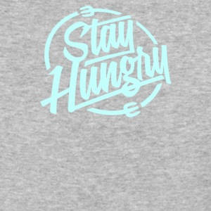 Stay hungry - Baseball T-Shirt