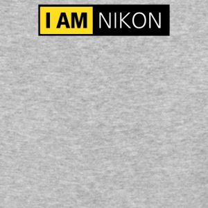 Nikon Camera I Am Nikon - Baseball T-Shirt