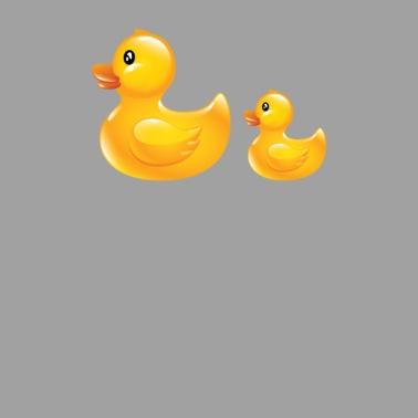 bc612ca492 Rubber Duck funny tshirt. Mama Duck Pregnant Baby Shower Duckling Gift Idea  - Unisex Baseball T-Shirt