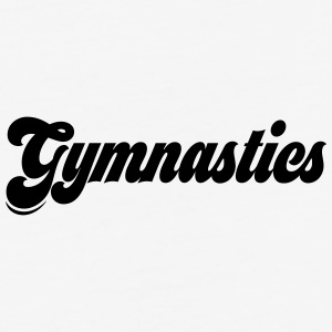 Gymnastics - Baseball T-Shirt