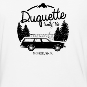 Duquette Family Vacation - Baseball T-Shirt