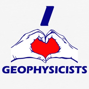 GEOPHYSICIST DESIGN - Baseball T-Shirt