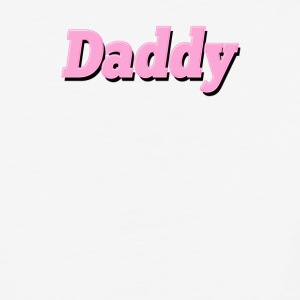 daddy - Baseball T-Shirt