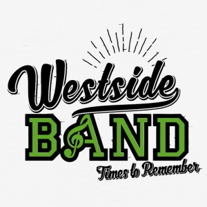 Westside Band Times to Remember - Baseball T-Shirt