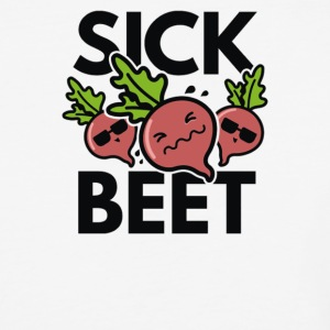 Sick Beet - Baseball T-Shirt