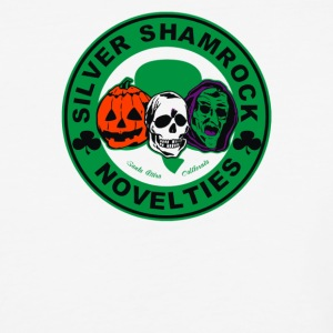 Siver Shamrock Novelties - Baseball T-Shirt
