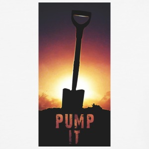 Pump It -Tree planter - Baseball T-Shirt