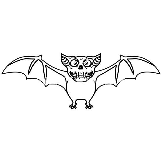 Vampire Horror Bat Flying Dog Comic Cartoon Funny Unisex Baseball