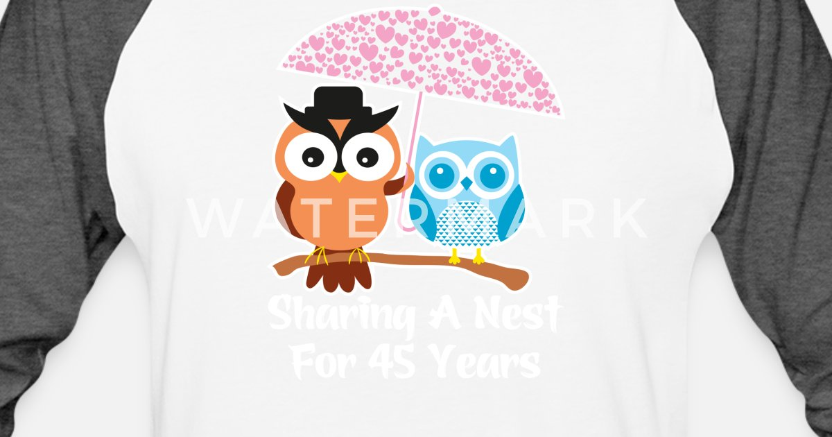 19 Wedding Anniversary Gifts By Year: 45 Years Wedding Anniversary Gifts Presents Unisex