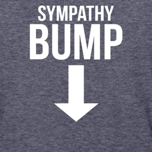 Sympathy Bump Novelty Beer Belly - Baseball T-Shirt