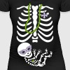 Mardi Gras Skelly Baby® - Women's Maternity T-Shirt