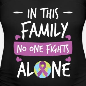 In this Family no one fights alone Pink Ribbon