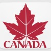 Gold Canada Souvenir Art - Mouse pad Horizontal