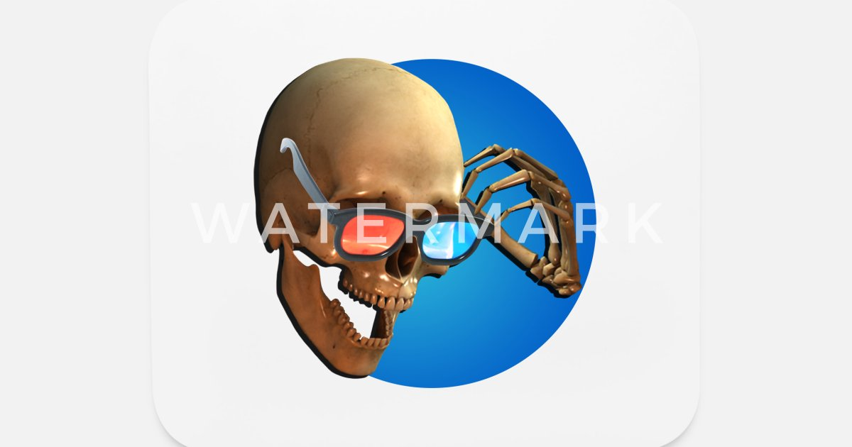 3d Movies Are A Skull Lot Of Fun Mouse Pad Spreadshirt