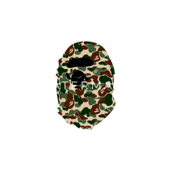 1cce66c9 BAPE A BATHING APE Mouse Pad | Spreadshirt