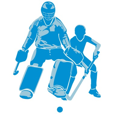 Field Hockey Players Team Crowd Mouse Pad Spreadshirt