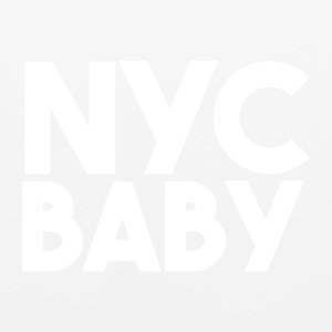 NYC Baby - Mouse pad Horizontal