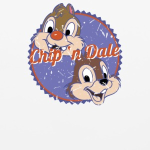 Chip'n Dale - Mouse pad Horizontal