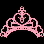 princess crown tiara by rustydoodle spreadshirt