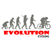 Cycling ape of Evolution Bike