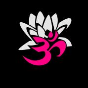 A Lotus Flower With Om Symbol Mens Premium Hoodie Spreadshirt