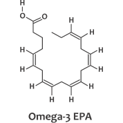 Картинки по запросу omega-3 EPA,  structure