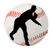baseball pitcher silhouette by awesome shirts spreadshirt