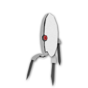 Portal 2 Turret By