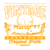 Funny 42th Birthday Shirt Vintage 42 Years Old