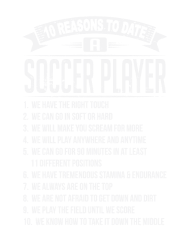 Perks of dating a soccer player