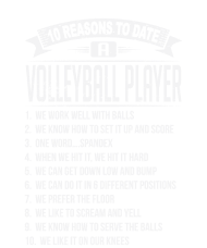 Dating a volleyball player