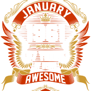 January 1961 57 Years Of Being Awesome