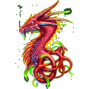 angry dragon by irvandwi2 spreadshirt